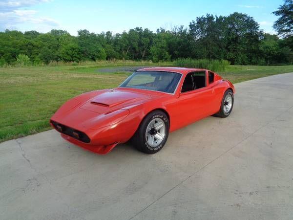 1970 Amante GT