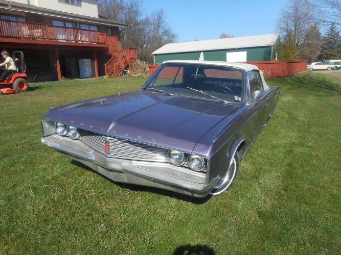 1968 Chrysler Newport 300 Convertible