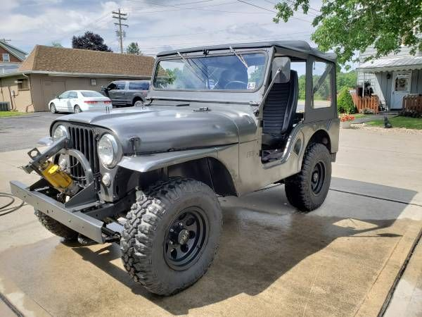 1957 Willys Jeep CJ5