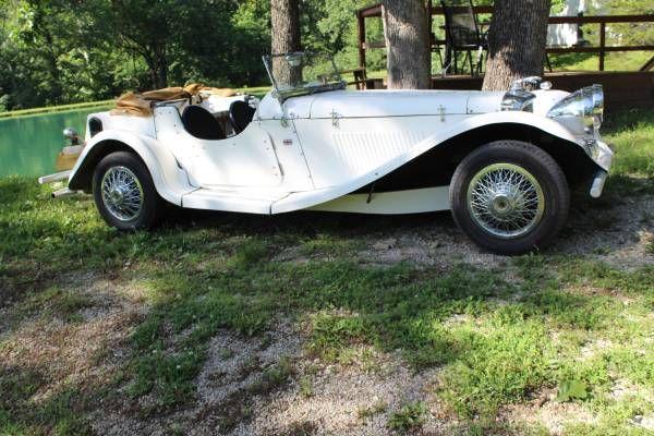 1937 Jaguar Convertible