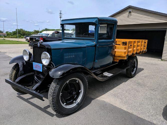 1931 Chevrolet Dump Truck
