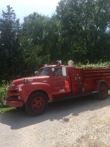 1954 Chevrolet Fire Truck