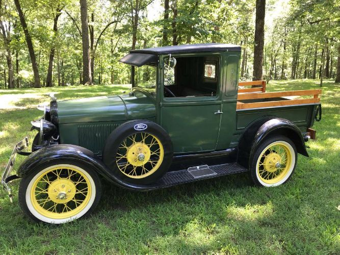 1929 Ford Model T Pickup