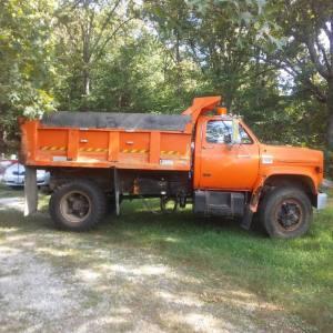 1979 GMC Dump Truck