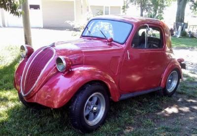 1948 Fiat Topolino B Model