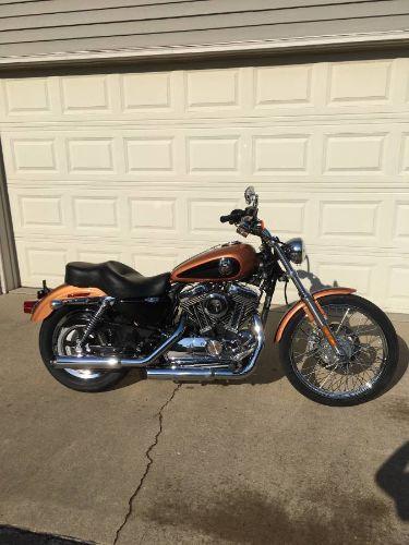 2008 Harley Davidson 1200 Custom