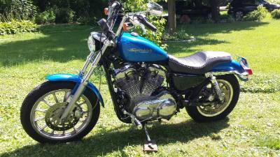 2004 Sportster 1250 kit