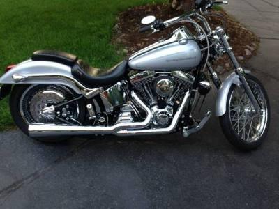 2000 Harley Davidson Duece