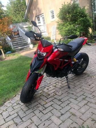2014 Ducati Hypermotard 821cc