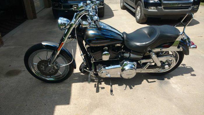 2007 Harley Davidson CVO FXDSE