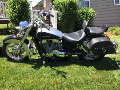 2008 Honda 750 Shadow