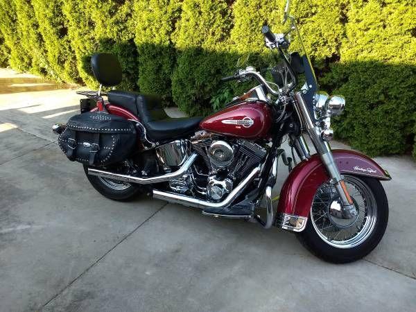 2004 Harley Davidson Heritage ST