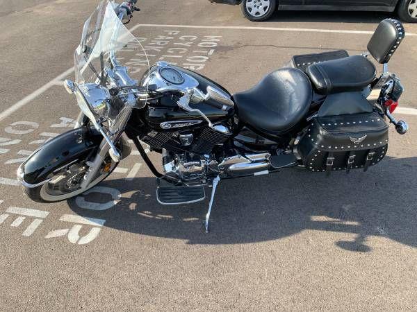2008 Yamaha V Star 1100