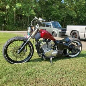 1991 Honda Shadow