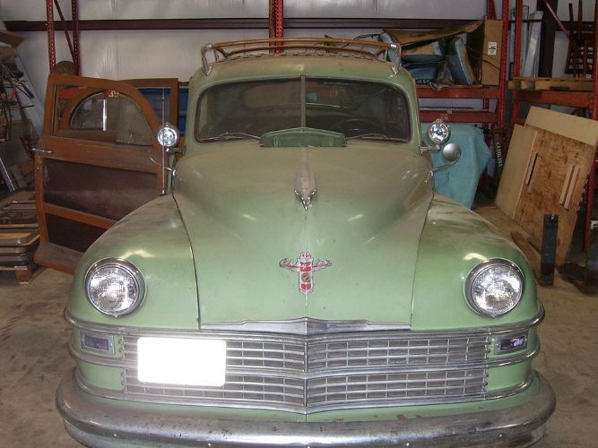 1947 Chrysler Town & Country 9