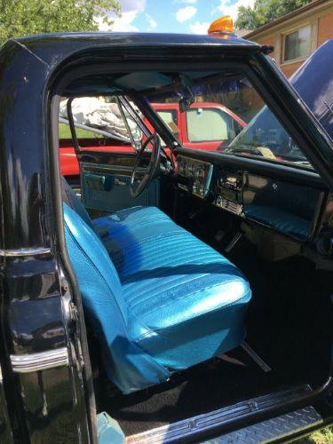 1971 Chevrolet C10 6