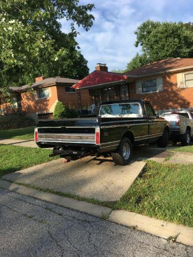 1971 Chevrolet C10 7