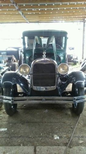 1929 Ford Model A 10