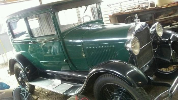 1929 Ford Model A 1