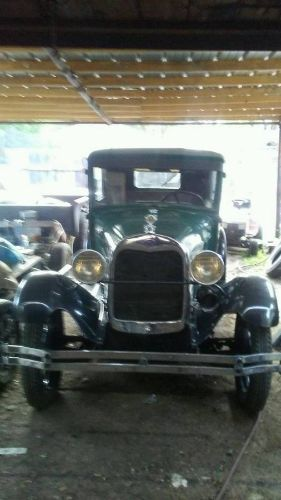 1929 Ford Model A 8