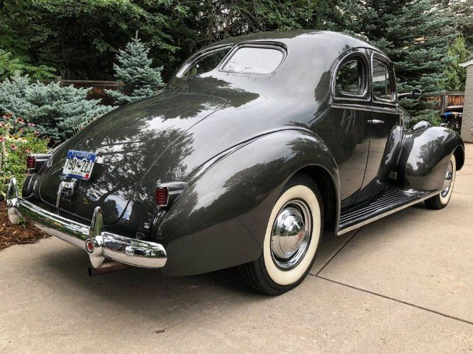1940 Packard Coupe 20