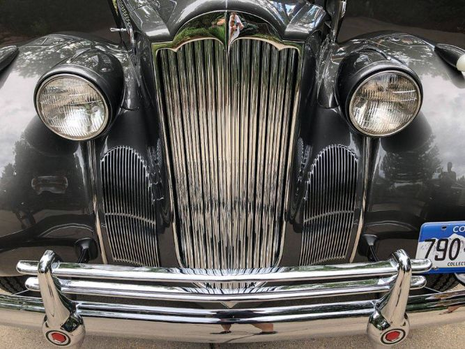 1940 Packard Coupe 22