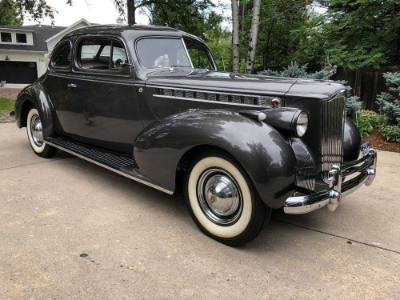 1940 Packard Coupe