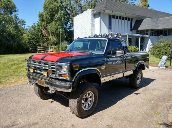 1984 Ford F350