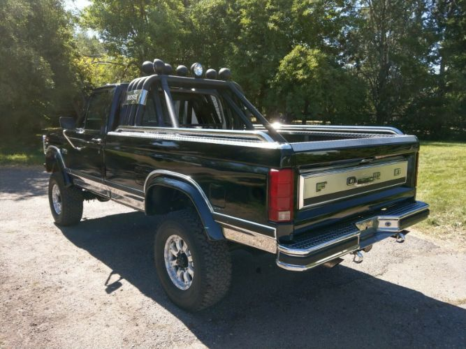 1984 Ford F350 3