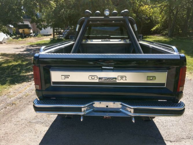 1984 Ford F350 4