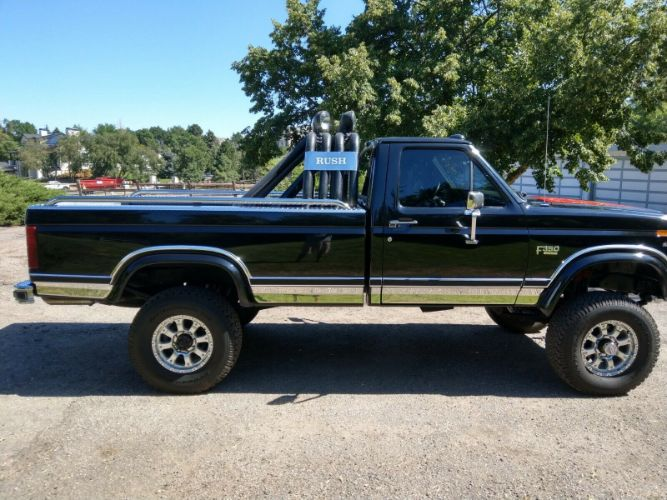 1984 Ford F350 5