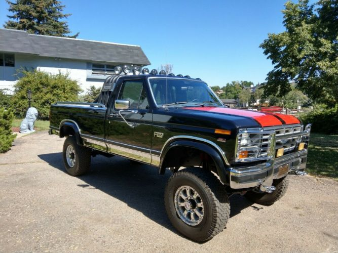 1984 Ford F350 6