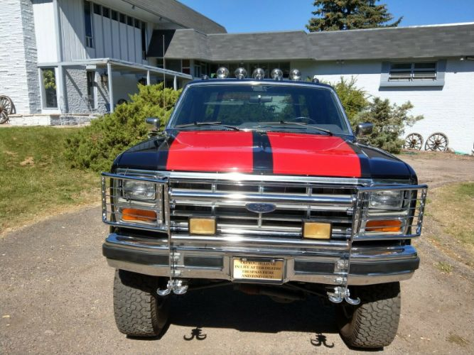 1984 Ford F350 7