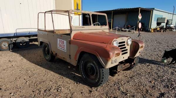 1958 Austin Gipsy 4x4