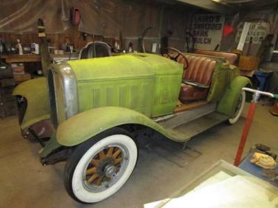 1929 Oakland Cabriolet