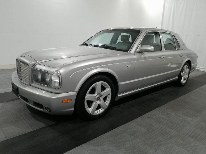 2003 Bentley Arnage 16
