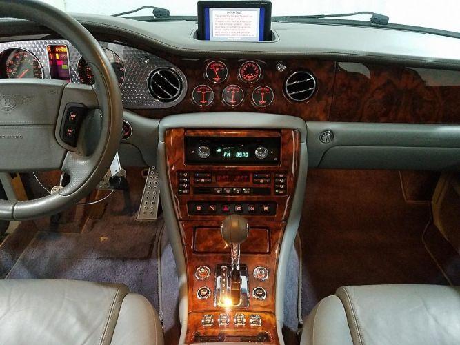 2003 Bentley Arnage 9