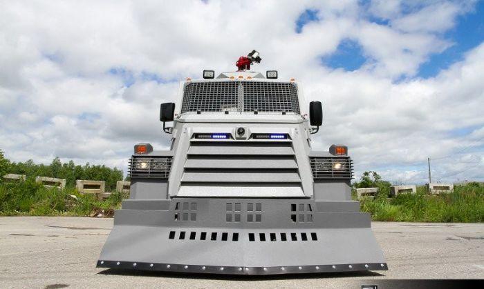 2013 INKAS ARMORED RIOT CONTROL