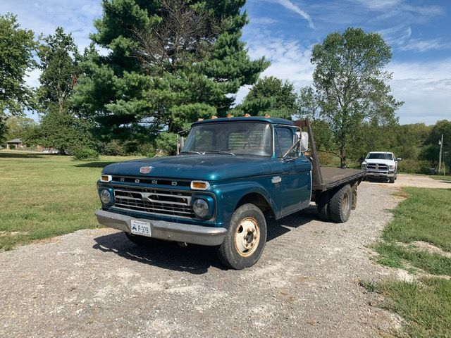 1966 Ford F350