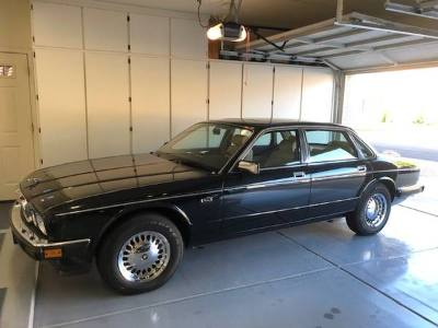 1988 Jaguar Vanden Plas