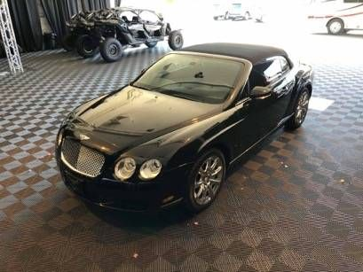2008 Bentley GT Convertible