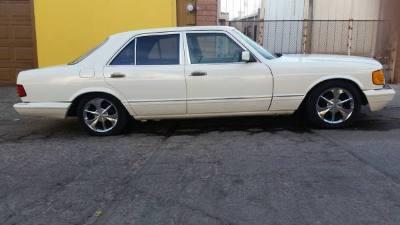 1981 Mercedes Benz 280SE
