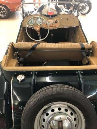 1953 MG Midget 6