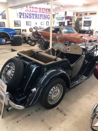 1953 MG Midget 5