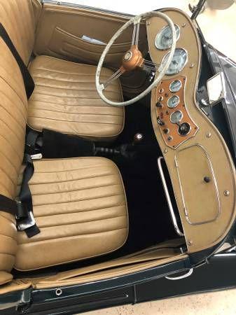 1953 MG Midget 7