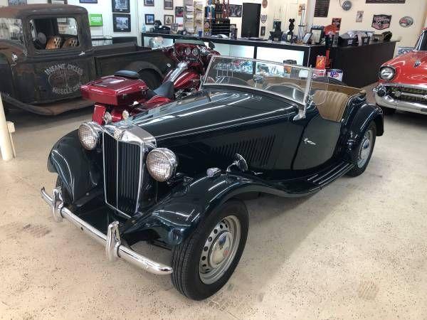 1953 MG Midget