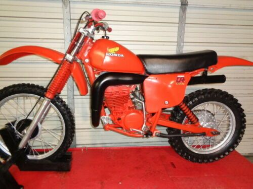 1979 Honda CR 250R Elsinore