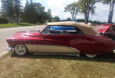 1950 Mercury Convertible