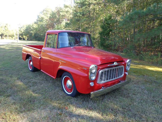 1960 International B100 Pickup