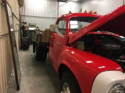 1958 Studebaker Truck